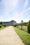 Chateau DE Chenonceau Stock Afbeelding