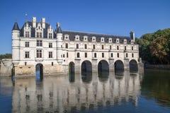 Chateau de Chenonceau, Blois, France Royalty Free Stock Photography
