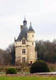 Chateau de Chenonceau dans Loire France photo stock