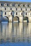 Chateau de Chenonceau Stock Photography