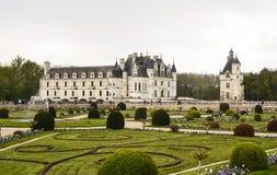 Chateau de Chenonceau, France Image libre de droits