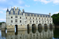 Chateau de Chenonceau - France Royalty Free Stock Image