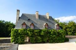 Chateau de Chenonceau - France Stock Photography