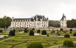 Chateau de Chenonceau, France Royalty Free Stock Image