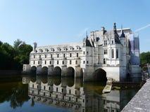 Chateau de Chenonceau, Francia Foto de archivo libre de regalías