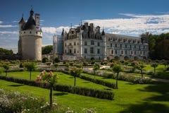Chateau De Chenonceau, Frankreich Lizenzfreie Stockbilder
