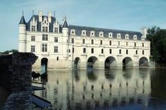 Chateau de Chenonceau, Frankrike royaltyfri fotografi