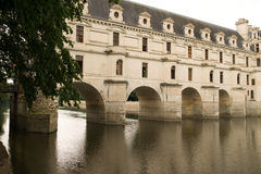 Chateau de Chenonceau Loire Stock Photography
