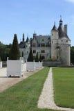 Chateau de Chenonceau. Loire. images libres de droits