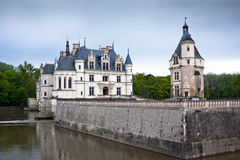 Chateau de Chenonceau, Loire Valley, France Stock Image