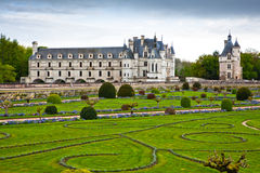 Free Chateau De Chenonceau, Loire Valley, France Royalty Free Stock Photography - 27709937