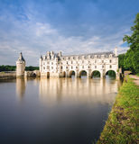 Chateau de Chenonceau, Stock Photography