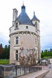 Chateau de Chenonceau, Loire Valley, Francia Fotografie Stock Libere da Diritti