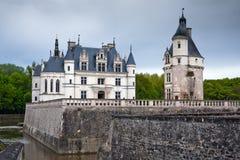 Chateau de Chenonceau, Loire Valley, Francia Fotografia Stock Libera da Diritti