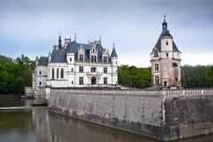 Chateau de Chenonceau, Loire Valley, Francia Immagine Stock