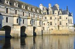 Chateau de Chenonceau Stock Image