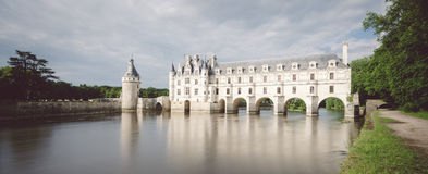 Chateau de Chenonceau, Valley, France Stock Photography