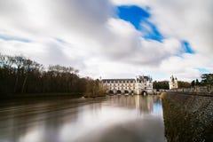 Chateau de Chenonceaux fotografia stock