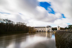 Chateau de Chenonceaux Stock Photo