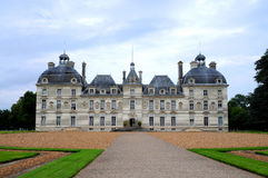Chateau de Cheverny Stock Photography