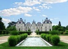 Chateau De Cheverny Stock Photos