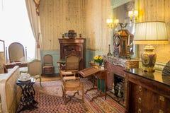 Chateau de Cheverny Imágenes de archivo libres de regalías