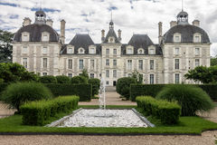 Chateau de Cheverny Royalty Free Stock Image