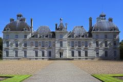 Chateau de Cheverny, Loire, France Stock Image
