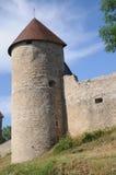 Chateau De Chevreaux. The chateau de chevreaux is situated in the french village of Chevreaux, located in the Jura region (Franche-Comté) in France. A local Stock Photography