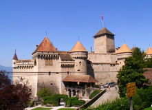 Chateau de Chillon Stock Image