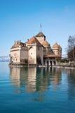Chateau de Chillon Stock Image
