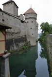 Chateau de Chillon, Montreux, Switzerland Royalty Free Stock Image