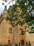 Chateau de Clerans, Saint-Leon-sur-Vezere ( France ) Royalty Free Stock Photos