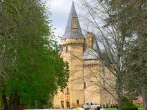 Chateau de Clerans, Saint-Leon-sur-Vezere ( France ) Royalty Free Stock Photo