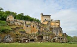 Chateau de Commargue photo stock