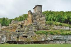 Chateau de Commargue Stock Image