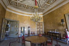 Chateau de Compiegne, Compiegne, Oise, Γαλλία Στοκ φωτογραφίες με δικαίωμα ελεύθερης χρήσης