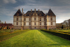 Chateau de Cormatin, France Royalty Free Stock Images