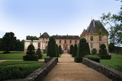 Chateau de Cormatin Royalty Free Stock Image