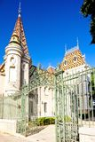 Chateau de Corton Royalty Free Stock Images