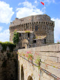 Chateau de Dinan Royalty Free Stock Photos