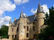 chateau de evran法国hac le quiou 库存照片
