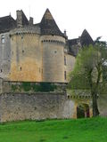 Chateau de Fenelon, Sainte-Mondane ( France ) Stock Photos