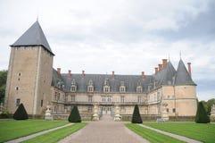 Chateau De Fleville Royalty Free Stock Photos
