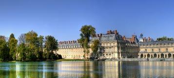 Chateau de Fontainbleu , France Stock Photo