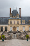 Chateau de Fontainebleau Royalty Free Stock Photos
