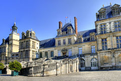 Free Chateau De Fontainebleau , France Royalty Free Stock Photography - 42496337
