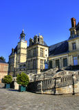 Chateau de Fontainebleau , France Royalty Free Stock Photography