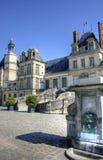 Chateau de Fontainebleau , France Royalty Free Stock Photos