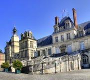Chateau de Fontainebleau , France Stock Image